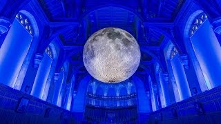 We were lucky enough to host Luke Jerrams Museum of the Moon