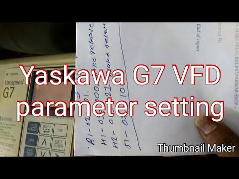 Yaskawa G7 AC Drive