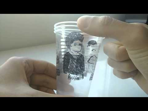 A Clever Cup Trick That Will Make You Want To Play Dress-Up Again