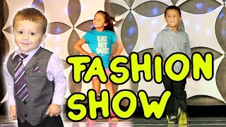 On The RUNWAY! Awesome Styles! All Smiles!! Fashion Vlog