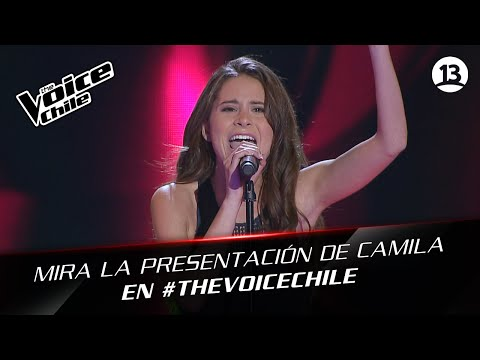 The Voice Chile | Camila Gallardo - The story