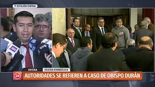 """Junta De Oficiales Exige """"renuncia Indeclinable"""" Del Obispo Durán"""