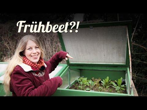 Hochbeet bepflanzen | Frühbeet automatisch belüften | Selbstversorgung im Frühling