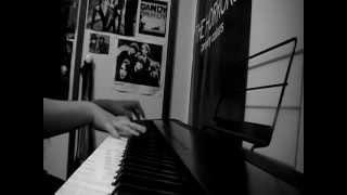Melon Yellow - Slowdive (piano cover)