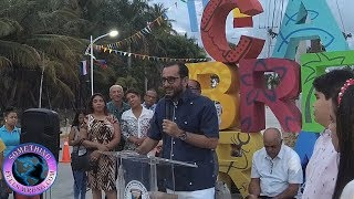 5/5/2019 International Boulevard Inauguration in Cabrera Part 2