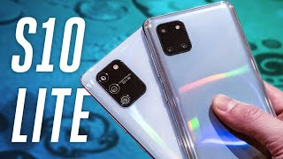 Samsung Galaxy S10 Lite and Samsung Galaxy Note10 Lite hands-on: but why?