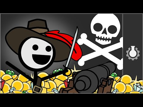 How to be a Pirate - CGP Grey