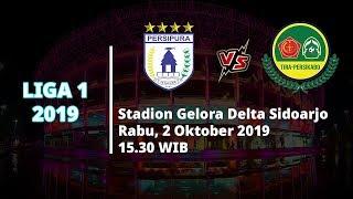 Sedang Berlangsung! Live Streaming Liga 1 2019 Persipura Jayapura Vs Tira Persikabo