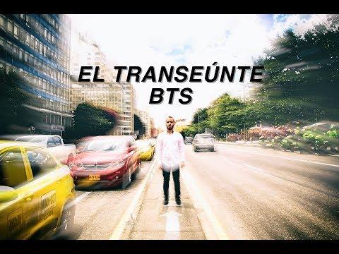 El Transeúnte (Short Film)   My RØDE Reel 2017 BTS