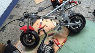 Pocket Bike Tuning Gopro Hd Boks Video