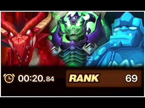 END-GAME DUNGEON TEAMS (Summoners War   Giants B10   Dragons B10   Necro B10) )