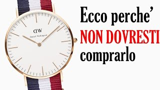 NON COMPRARE FASHION WATCHES  Top10 Alternative Valide