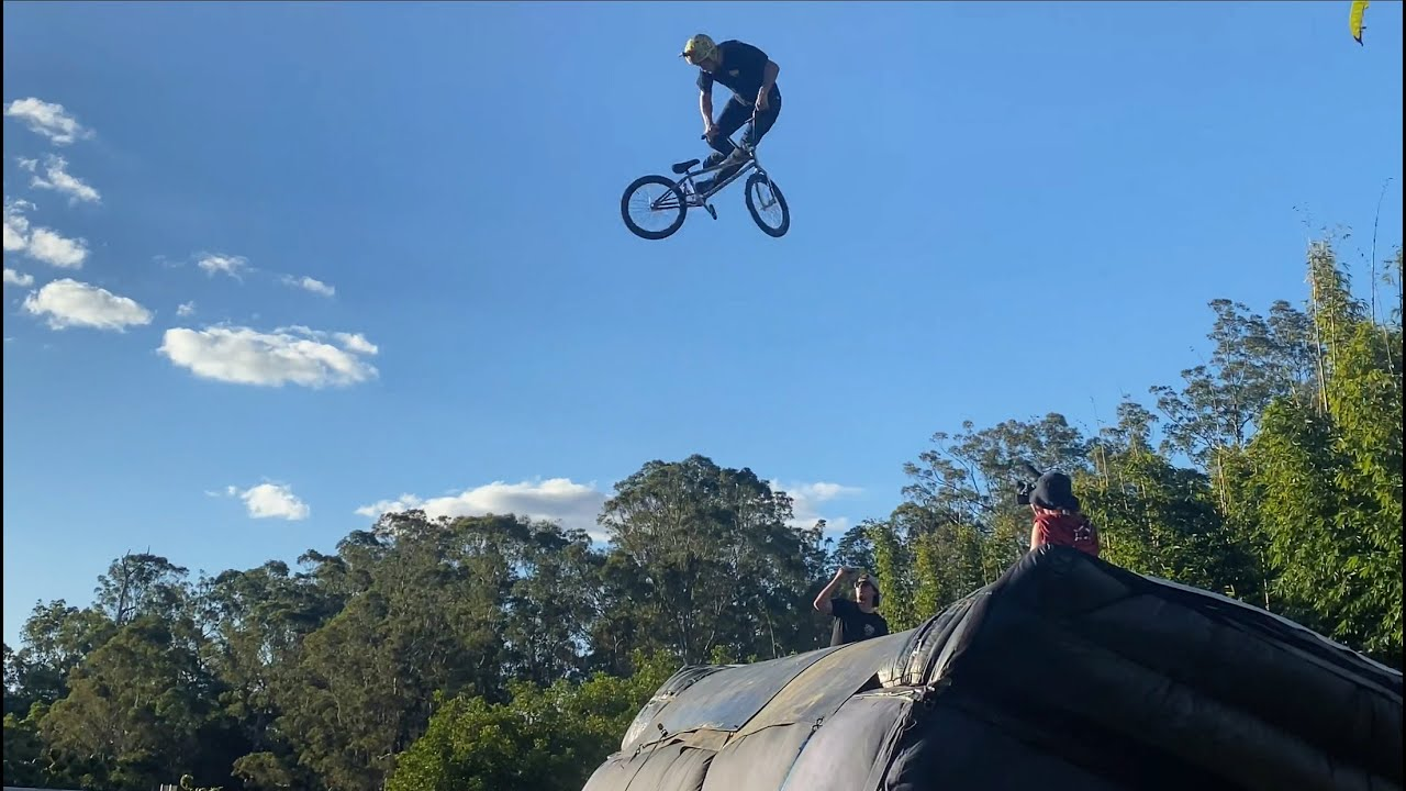 360 Double Backflip Tailwhip