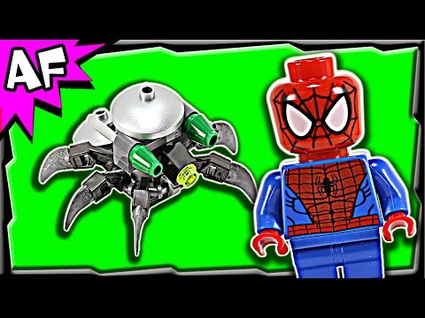 Vidéo LEGO Marvel Super Heroes 30305 : Spider-Man Super Sauteur
