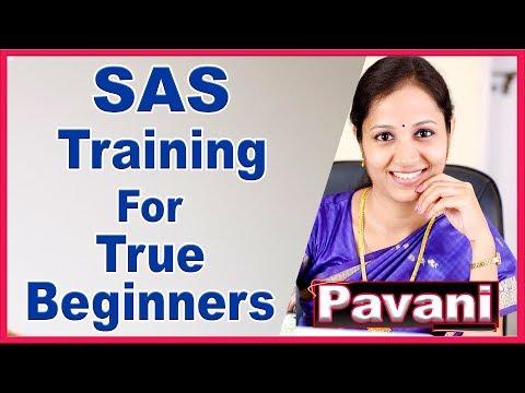 SAS Programming Tutorials Demo   SAS Training Curriculum ...