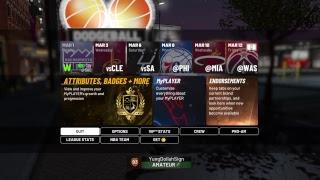 HITTING 93 RITE NOW!!!!!! JOIN UP  WE THAAA UT!!!!  NBA 2K19