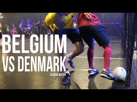 Belgium vs Denmark | Classic Match