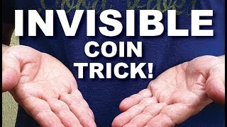 How to Make ANY Coin Vanish   Coin Magic Tricks
