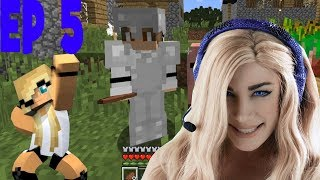 Psycho Girl ♀♫ Strawberry Ice Cream  Psycho Girl Lost Her Memory Ep  5 ♀♫ Minecraft Roleplay