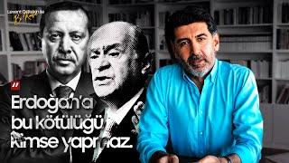 Bahçeli, Erdoğan\'ı nereye sürüklüyor? I Levent Gültekin
