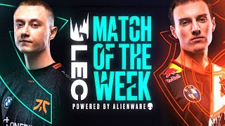 #LEC Match of the Week: G2 Esports vs Fnatic | 2020 Summer Week 7