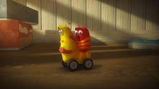 LARVA - LAR-VENGERS   Cartoon Movie   Videos For Kids   Larva Cartoon   LARVA Official