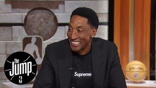 Scottie Pippen Remembers 1992 Dream Team | The Jump | ESPN
