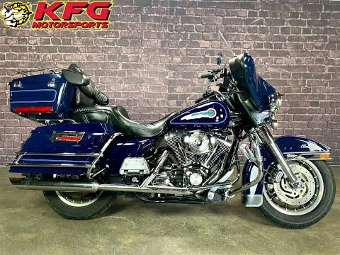 2003 Harley-Davidson FLHTC/FLHTCI Electra Glide® Classic in Auburn, Washington - Video 1