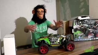 Jamara Veloce EP RC-Car Unboxing | ToxicMonkey