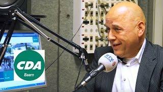 Gemeenteraadsverkiezingen 2018: RTV Baarn interview met lijsttrekker Rik van Hardeveld