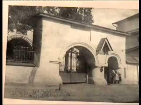 Храм святой троицы в ознобишино