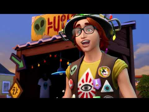 StrangerVille : trailer d'annonce officiel de Les Sims 4