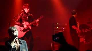 Suede - The Wild Ones & Electricity - live Rolling Stone Weekender 2013-11-22
