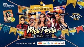 Live Gil Mendes - Meu Forró #FiqueEmCasa e Cante #Comigo