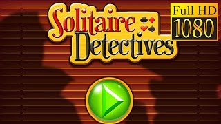 Solitaire Detectives Game Review 1080P Official Tapps Games Card