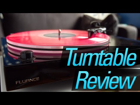 Fluance RT84 Turntable Review
