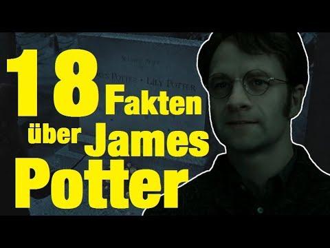 18 FAKTEN über James POTTER