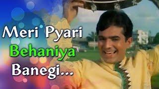 Bollywood Rakhi Song   Meri Pyari Behaniya Banegi