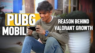 PUBG Mobile is the reason behind the growth of Valorant in India