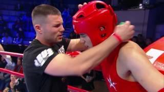 Юрий Урмаев — Абубакар Курбанов | Мастерская тайского бокса