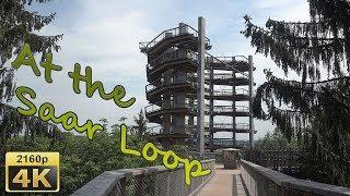 At the Saar Loop - Germany 4K Travel Channel