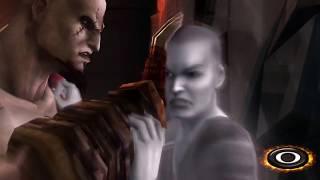 God of War - Kratos Vs Young Kratos (1080p 60fps)
