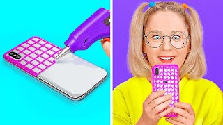 COOL DIY PHONE CRAFTING IDEAS    Cool And Easy Crafts And Hacks For Your Phone