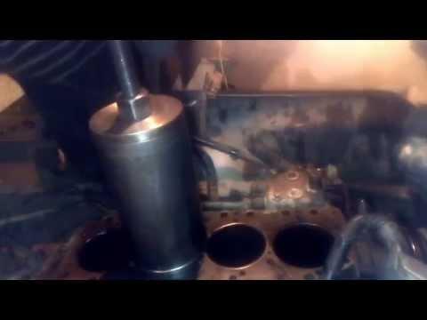 Разгильзовка двигателя Исудзу автомобиля Фотон.