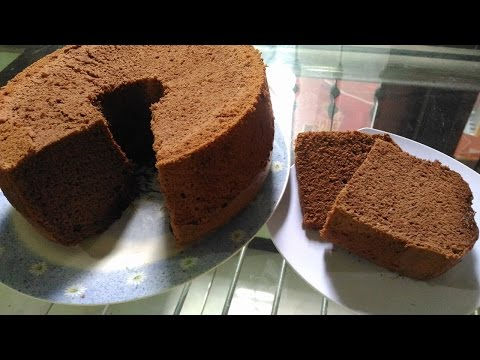 Video Resep Simple Chiffon Cake