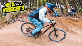 DOWNHILL & SLOPESTYLE RIDING Bikepark Winterberg! Dirtmasters Festival 2019