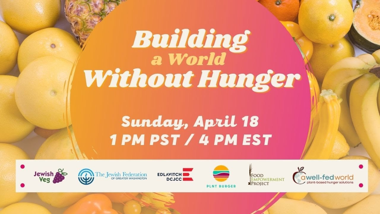 Building a World Without Hunger