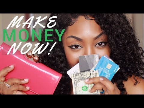 5 EASY WAYS TO MAKE MONEY ONLINE!