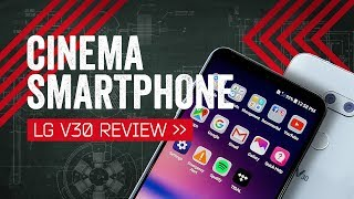 LG V30 Review: The Best Video Phone (With One Big Exception)