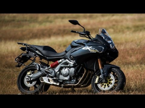 Test Drive: DSK Benelli 600 GT - Times Drive